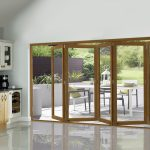Solid Oak Door Set